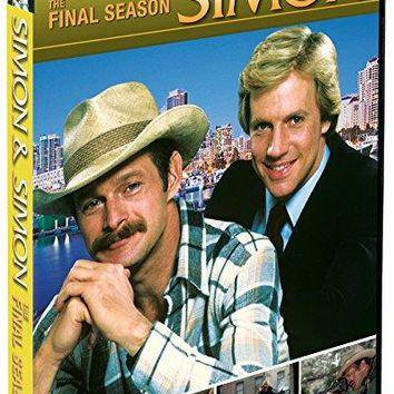Gerald McRaney & Jameson Parker & Various-Simon & Simon: The Final Season