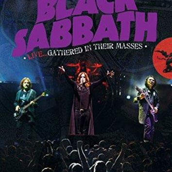Black Sabbath Live: Gathered In Their Masses