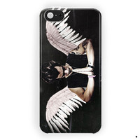 Harry Styles One Direction Angel Wings For iPhone 5 / 5S / 5C Case
