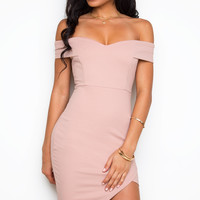 Magnolia Dress - Blush