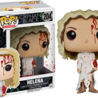 Helena Bloody Pop Vinyl Figure Orphan Black