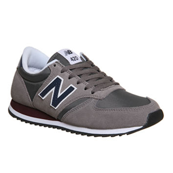 New Balance U420 Castle Rock Navy Exclusive - Unisex Sports