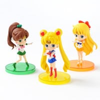 Sailor Moon Q Posket Petit Vol. 2