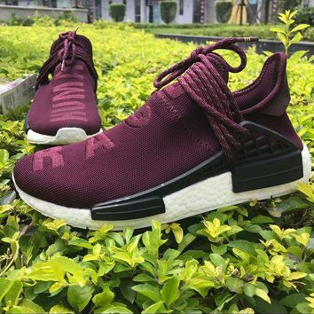 VON3TL Sale Pharrell Williams x Adidas PW HU Human Race NMD Boost Sport Running Shoes Classic Casual Shoes Sneakers