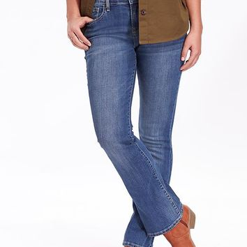 Old Navy Curvy Boot Cut Jeans