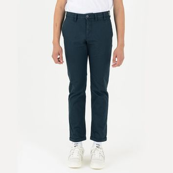 Aros Heavy Twill Pant in Navy