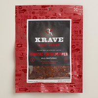 Krave Garlic-Chili Beef Jerky - World Market