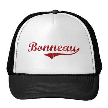 Bonneau South Carolina Classic Design Trucker Hat