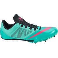 Nike Women's Zoom Rival S 7 Track and Field Shoe - Turquoise/Pink/Black | DICK'S Sporting Goods