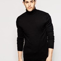 ASOS | ASOS Roll Neck Sweater at ASOS