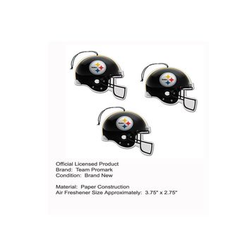 Licensed Official NFL Pittsburgh Steelers Pick Your Gear Automotive Accessories Official Licensed