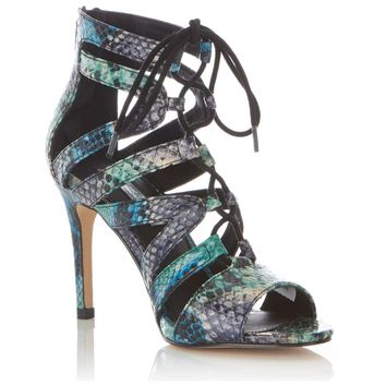 SHELBY Ghillie Tie Sandal | Missselfridge