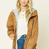 Contemporary Utility Jacket