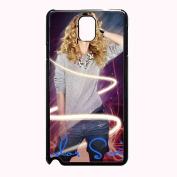 Taylor Swift Poster 1c005813-eb57-49b6-85e4-45e76d2ae94b FOR SAMSUNG GALAXY NOTE 3 **
