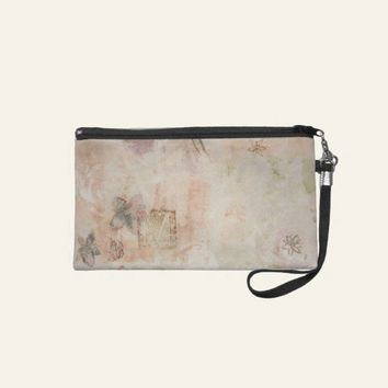 Vintage Grunge  Bagettes Bag Wristlet Purses from Zazzle.com