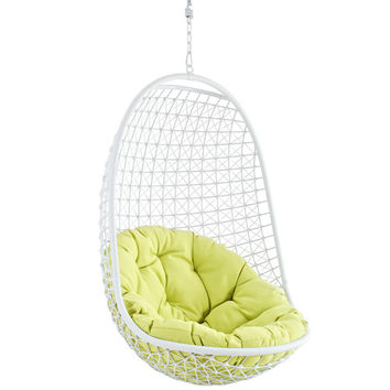 Modway Encounter Porch Swing with Stand