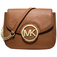 MICHAEL Michael Kors Handbag, Fulton Small Crossbody - Handbags & Accessories - Macy's