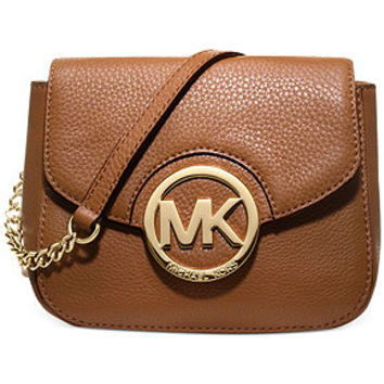 Michael Kors Handbag Fulton Small Crossbody Handbags Accessories Macy S