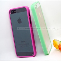 5/5S SE 4'' Transparent Cases Cover For Apple iPhone 5 SE iPhone 5S Case For iPhone5S iPhone SE Phone Shell Newest