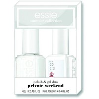 Essie Polish & Gel Duo - Private Weekend