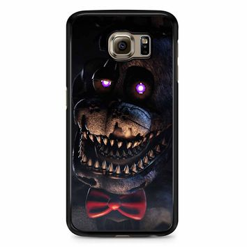 Fnaf 1 Freddy Samsung Galaxy S6 Case
