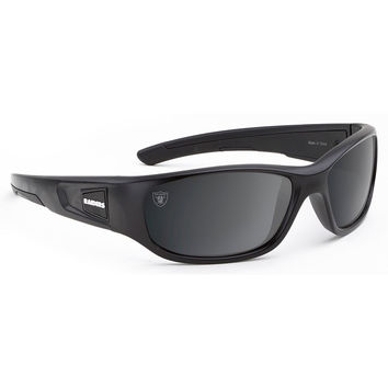 Oakland Raiders Zone Kids Sunglasses