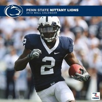 Penn State Nittany Lions 2013 Team Wall Calendar 12