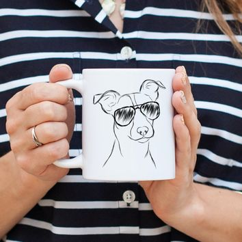 Max the Jack Russell Terrier - Mug