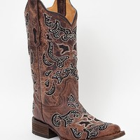 Corral Goldsmith Square Toe Cowboy Boot