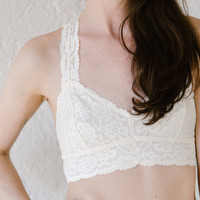 Free People Galloon Racerback Bra
