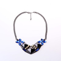Accessory Metal Alloy Chain Sweater [6056911617]