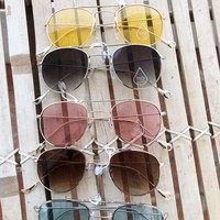 APRIL SUNGLASSES- MORE COLORS