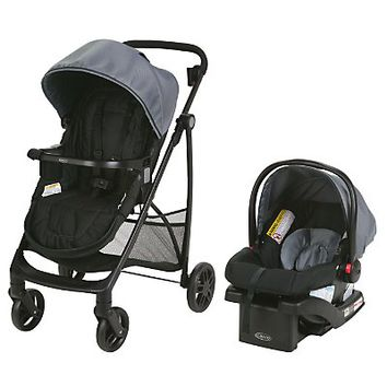 Graco Modes Essentials Travel System with Snug ride 30 Infant Car Seat - Walmart.com