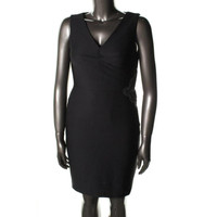 Patra Womens Lined Embellished Cocktail Dress