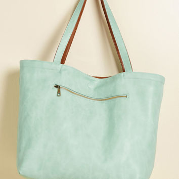 Groove Within Range Reversible Bag | Mod Retro Vintage Bags | ModCloth.com