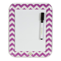 Locker Lookz White Board Pink Chevron at Joann.com