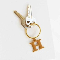 Diament Jewelry Initial Key Chain