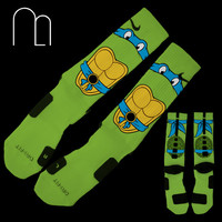Custom Elites - Blue Turtle