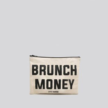 Brunch Money Pouch - Gypsy Warrior