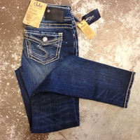 Silver Jeans Co. Suki Pencil Skinny Jean