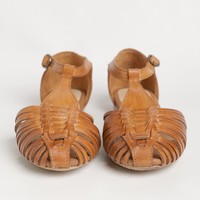 Into Thin Air Woven Sandals By Seychelles