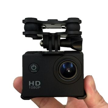 Camera Holder with Gimble/Gimbal