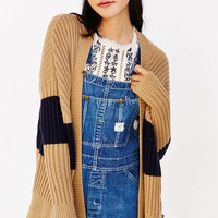 BDG Mixed Colorblock Cardigan - Urban Outfitters
