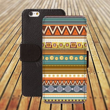 iphone 5 5s case colorful Indian style pattern iphone 4/4s iPhone 6 6 Plus iphone 5C Wallet Case,iPhone 5 Case,Cover,Cases colorful pattern L183