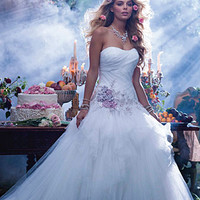 Style 238 | Disney Fairy Tale Bridal | Alfred Angelo