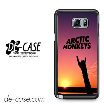 Arctic Monkeys Rock Out For Samsung Galaxy Note 5 Case Phone Case Gift Present YO