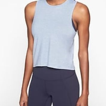 Studio Crop Tank | Athleta