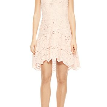 Parker Odysseia Eyelet Cotton Dress | Nordstrom
