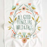 To-Do Transcendentalist Tea Towel