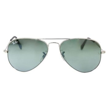 Ray Ban Aviator Silver Mirror Mens Sunglasses RB3025 W3275 55-14